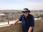 Top of the Mount of Olives